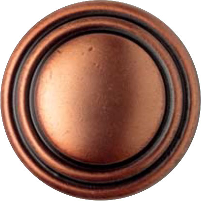 BRUSHED ANTIQUE COPPER-BRONZE